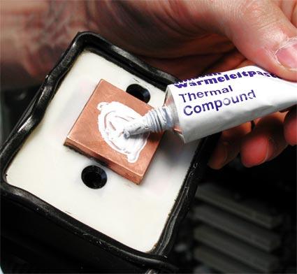 Тестируем процессор на перегрев